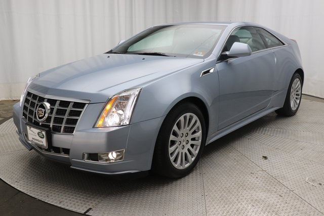 Pre-Owned 2013 Cadillac CTS Coupe 2dr Coupe Performance AWD