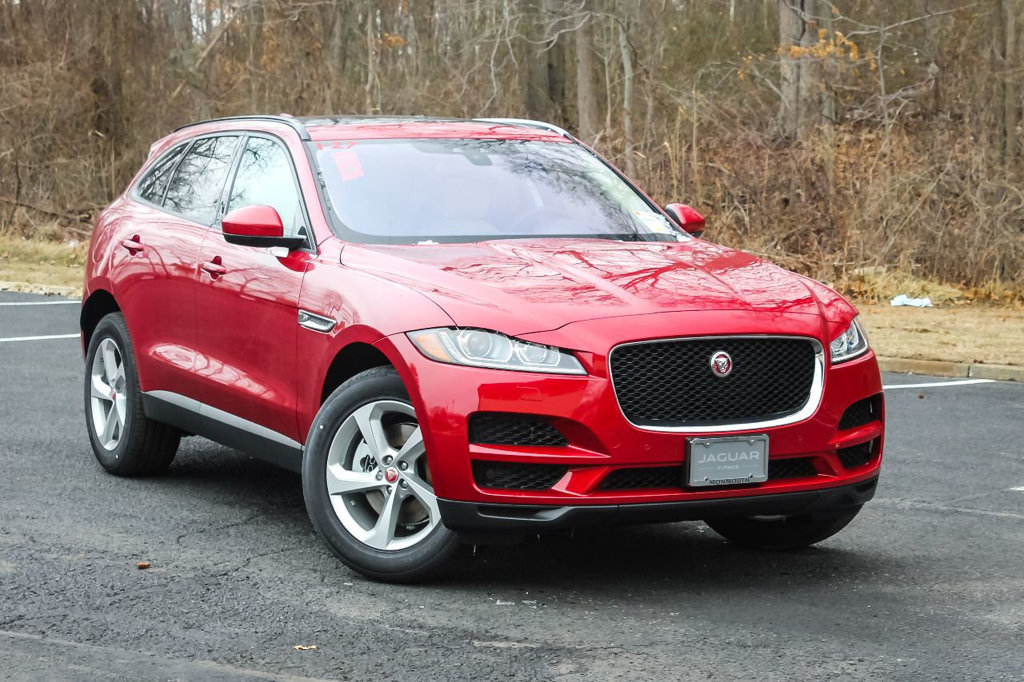 New Jaguar FPACE T Premium AWD SUV In Ocean JA - All wheel drive jaguar
