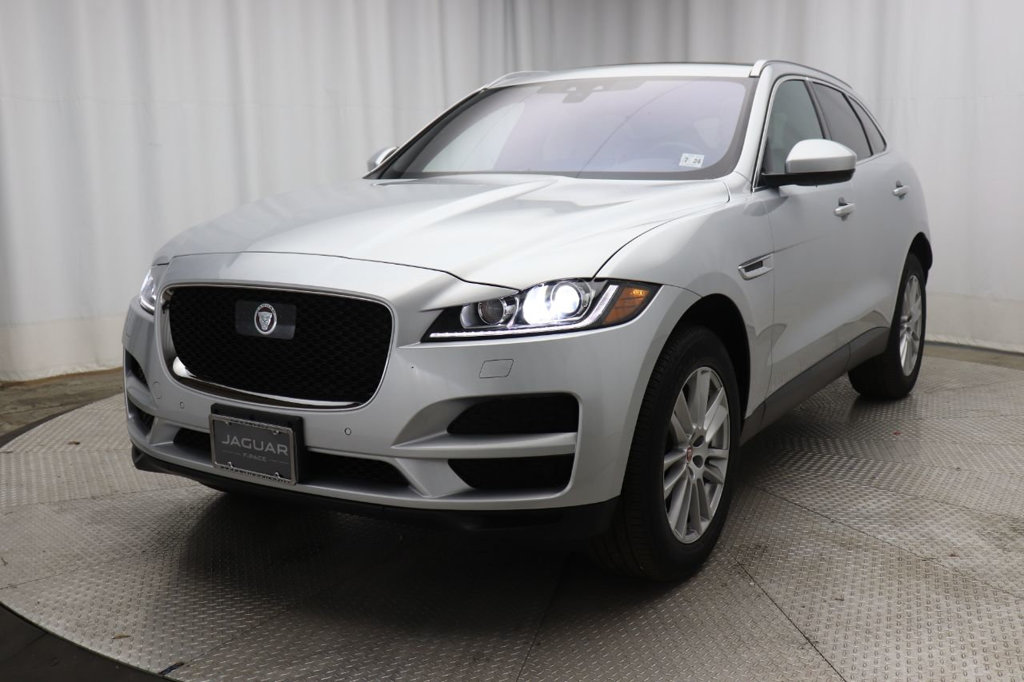 Certified Pre-Owned 2019 Jaguar F-PACE 4DR SUV PRESTIGE AWD