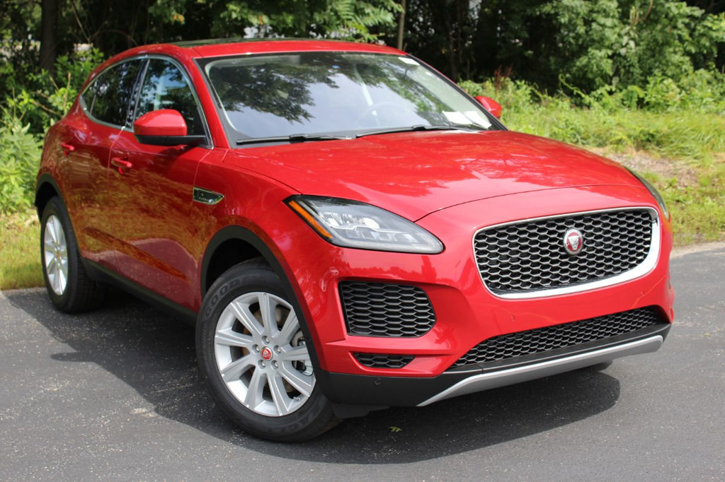 New 2018 Jaguar E-PACE P250 AWD S All Wheel Drive SUV