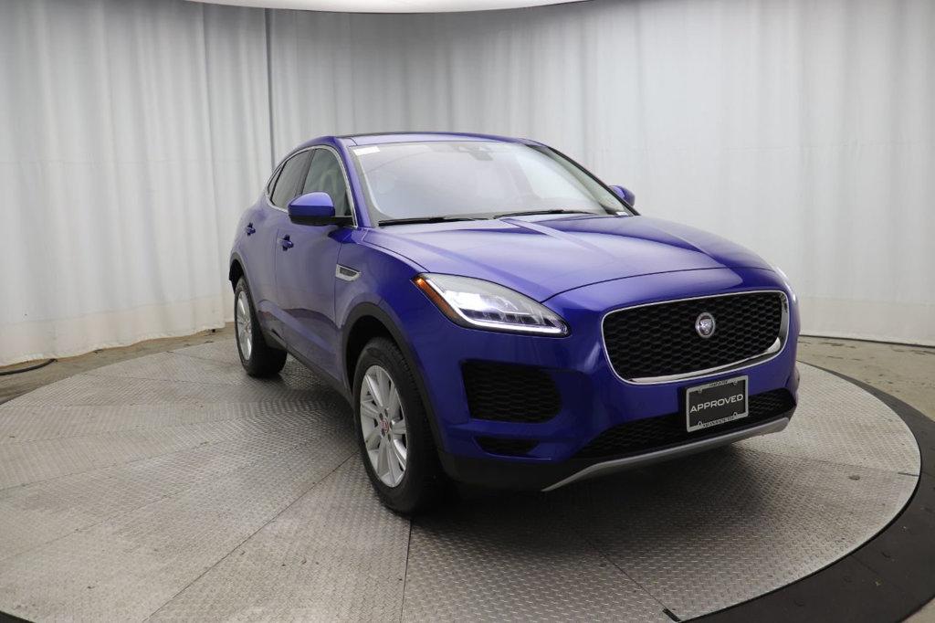 Certified Pre-Owned 2018 Jaguar E-PACE P250 AWD S All Wheel Drive SUV