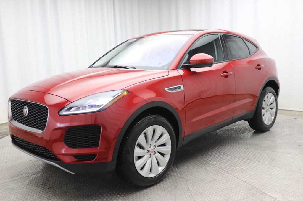 New 2020 Jaguar E-PACE P250 AWD SE With Navigation