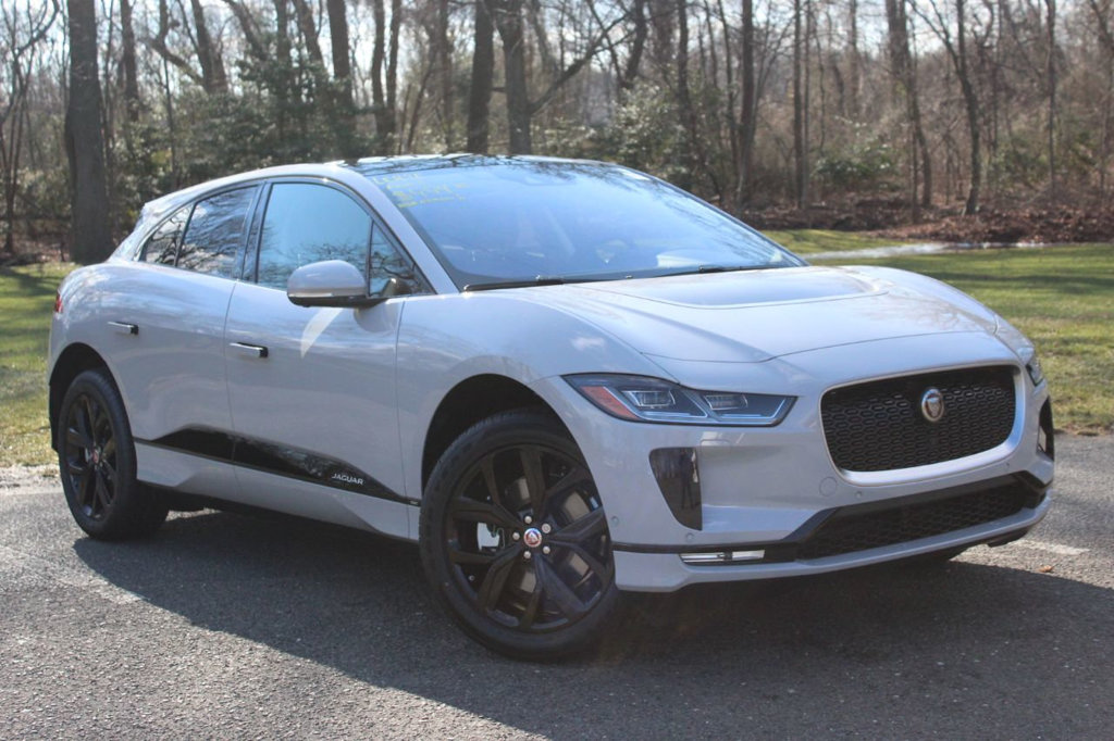 New 2019 Jaguar I-PACE SE AWD With Navigation