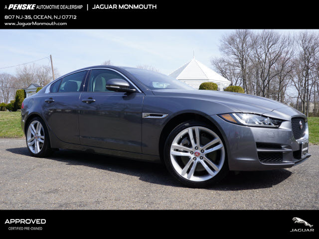 Certified Pre-Owned 2018 Jaguar XE 30t Premium AWD