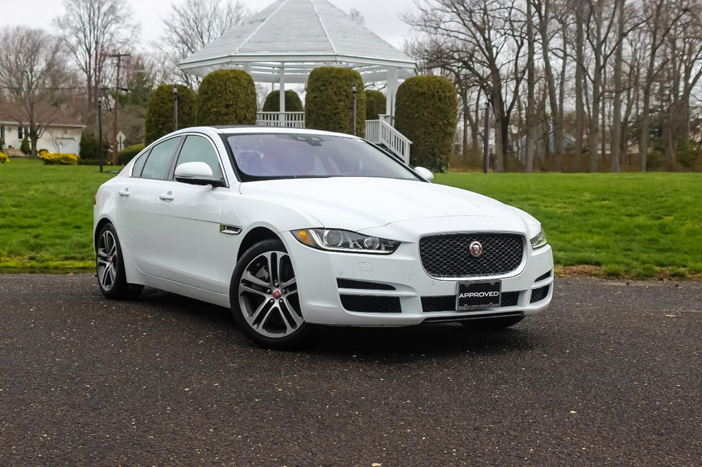 New 2018 Jaguar XE 30t Prestige AWD All Wheel Drive Sedan