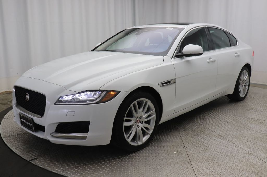 Certified Pre-Owned 2020 Jaguar XF Sedan 30t Prestige AWD