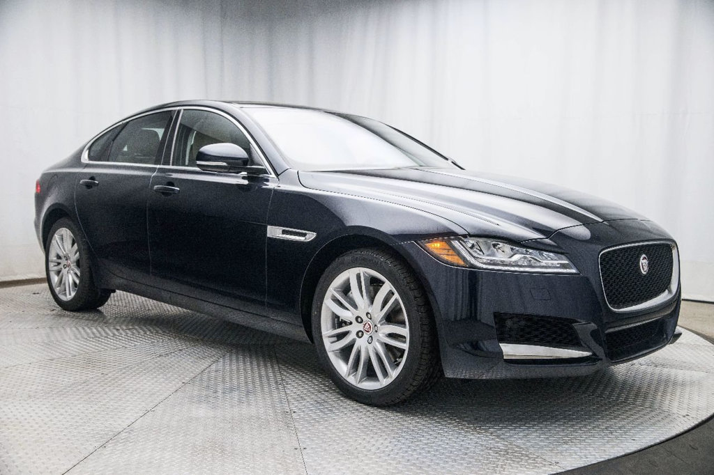 New 2020 Jaguar XF Sedan 30t Prestige AWD