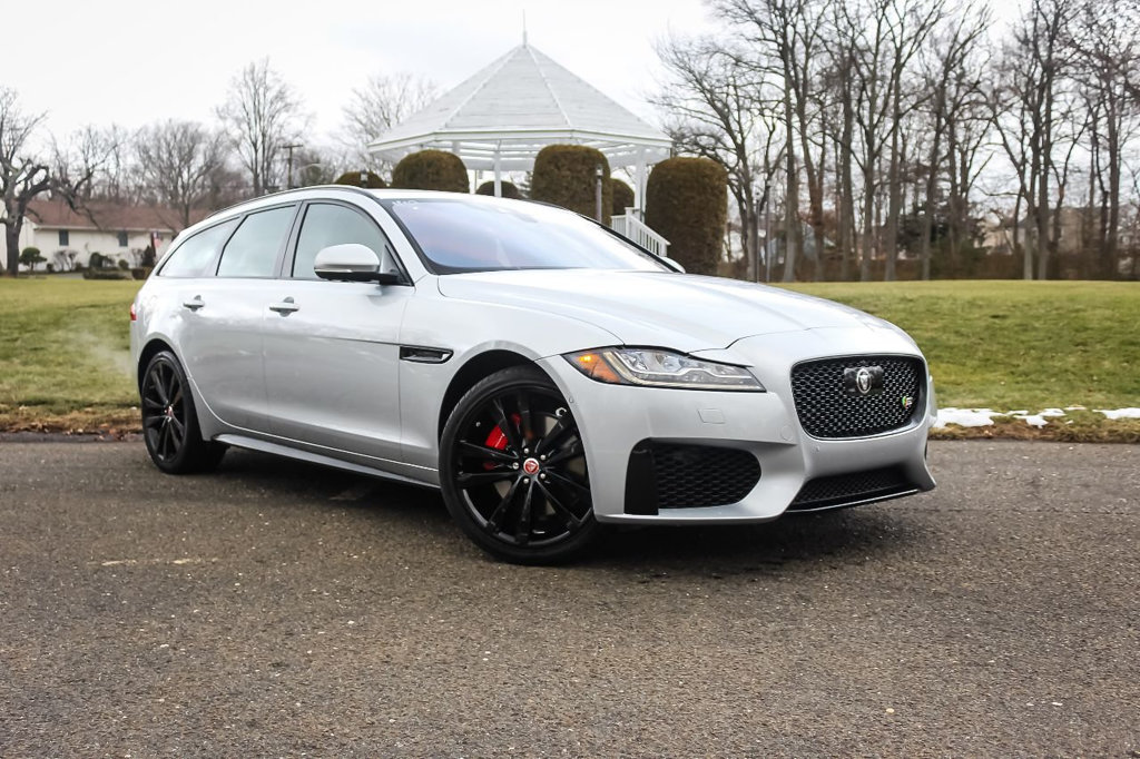 New 2018 Jaguar XF S SPORTBRAKE AWD *LTD AVAIL* All Wheel Drive Wagon