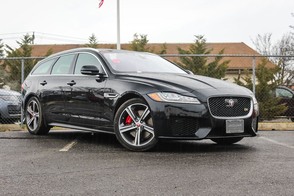 New 2018 Jaguar XF Sportbrake First Edition AWD All Wheel Drive Sedan