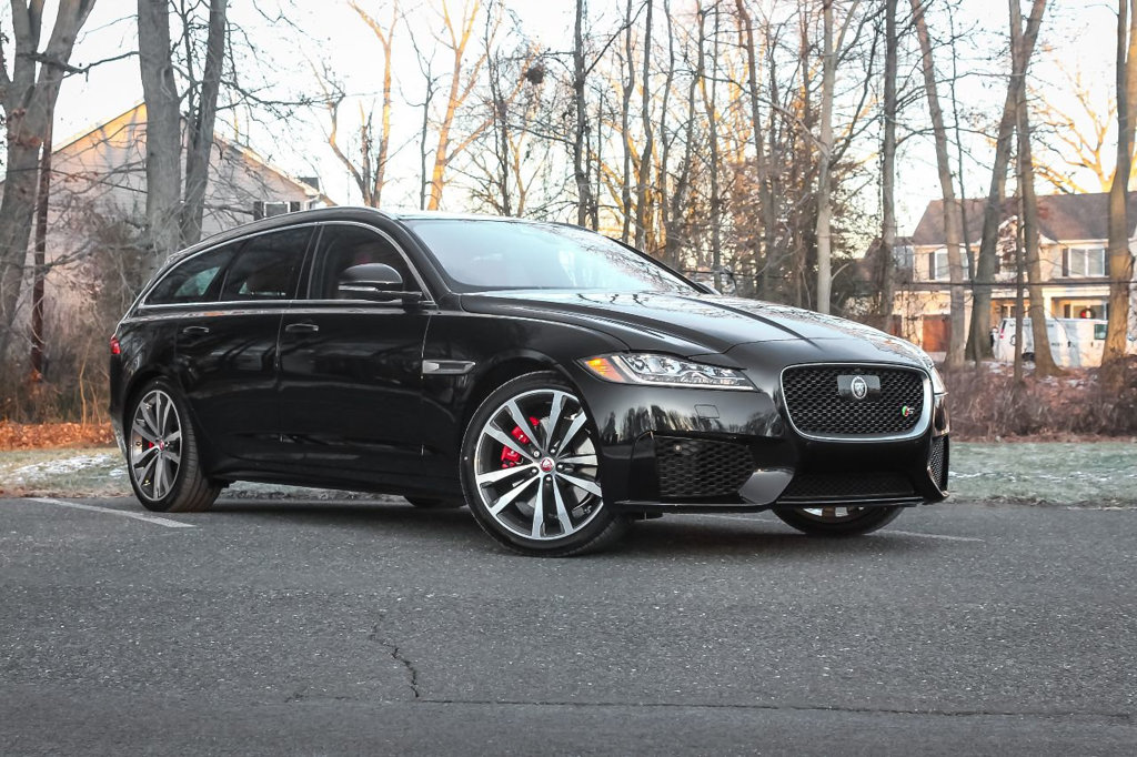 New Jaguar XF S SPORTBRAKE AWD LTD AVAIL St EDITION Wagon - All wheel drive jaguar