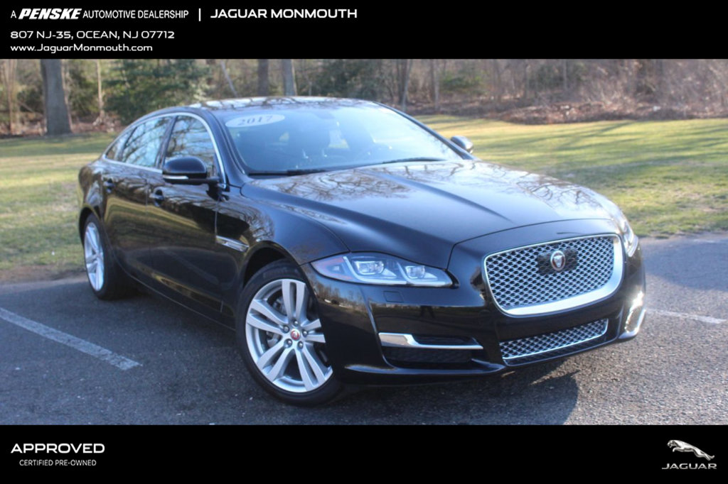 Certified Pre-Owned 2017 Jaguar XJ XJL Portfolio AWD
