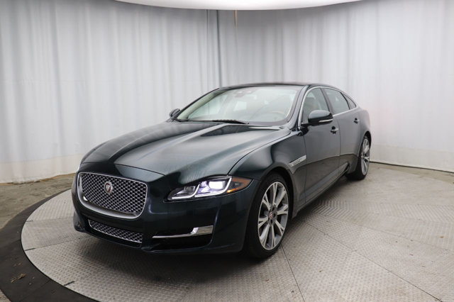 New 2019 Jaguar XJ XJL Portfolio AWD All Wheel Drive Sedan