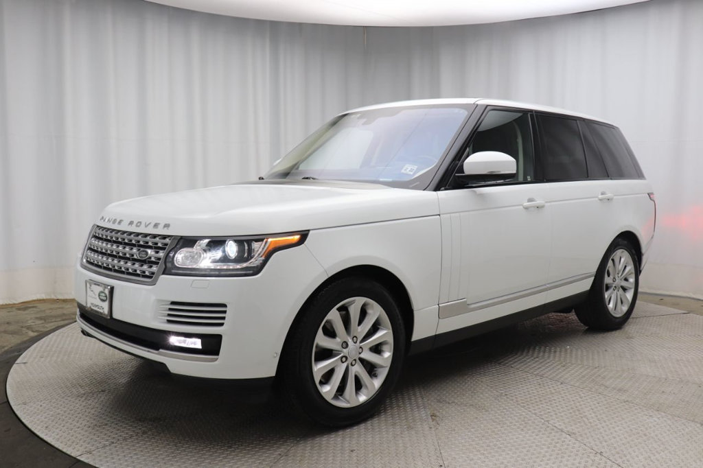 Pre-Owned 2016 Land Rover Range Rover 4WD 4dr HSE