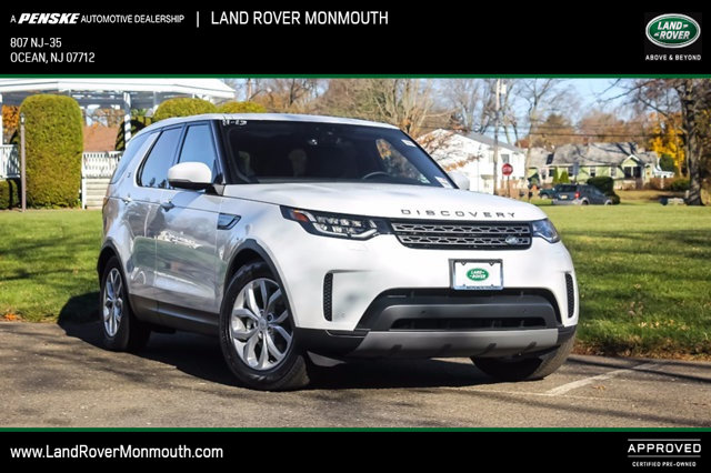 Certified Pre-Owned 2017 Land Rover Discovery SE V6 Supercharged