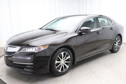 Pre-Owned 2015 Acura TLX 4dr Sedan FWD Tech