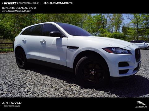 Certified Pre-Owned 2017 Jaguar F-PACE 35t Premium AWD