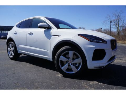 New 2019 Jaguar E-PACE P300 AWD R-Dynamic SE