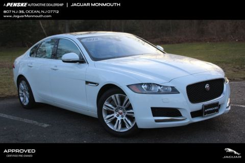 Certified Pre-Owned 2018 Jaguar XF 35t Premium AWD