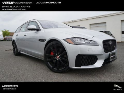 Certified Pre-Owned 2018 Jaguar XF S AWD 4DR SDN S AWD